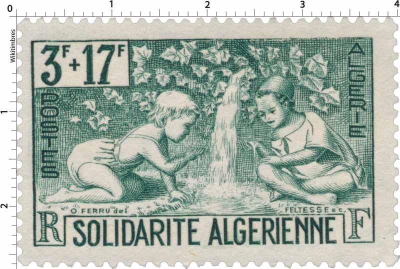 Algérie - Solidarité Algérienne