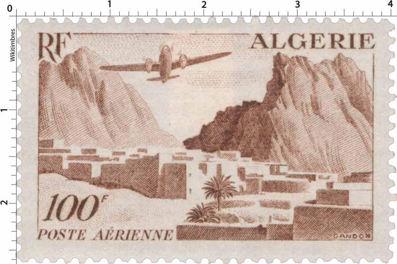 Algérie - Gorges d'El-Kantara