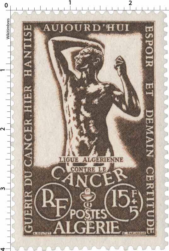 Algérie - Journée du timbre 1956 F. de Tassis