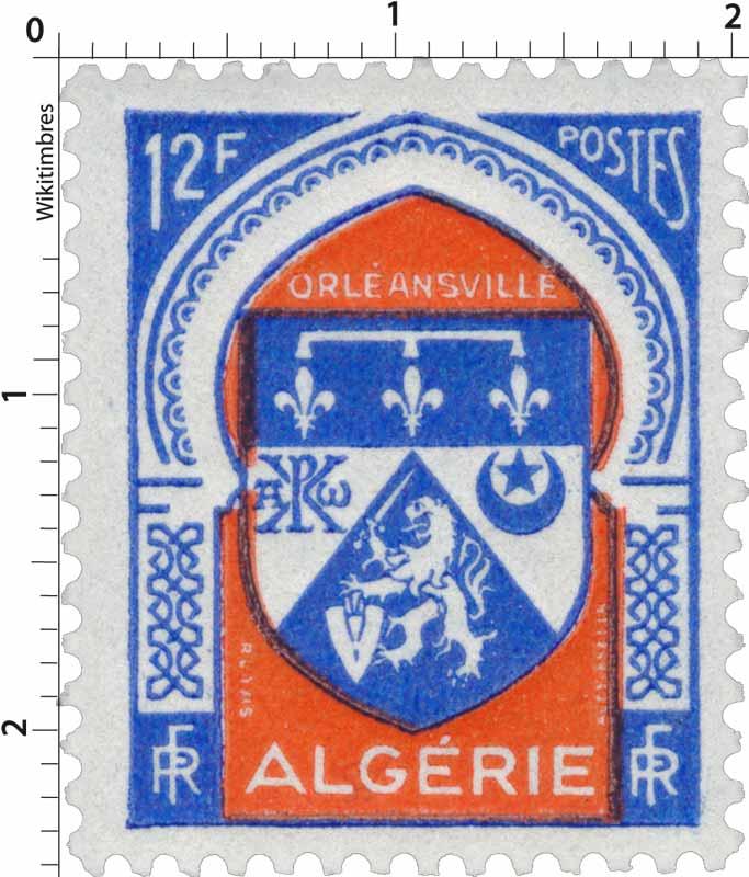 Algérie - Orléansville