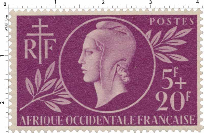 Afrique Occidentale Française - Entraide Française
