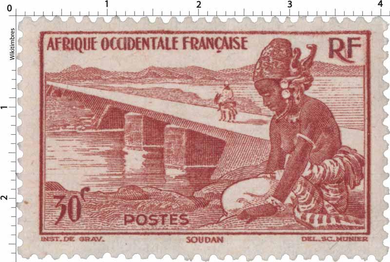 Afrique Occidentale Française Soudan