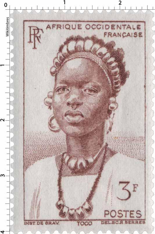 Afrique Occidentale Française -  Togo