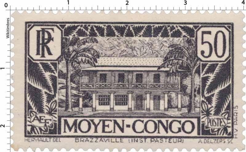 Congo - Institut Pasteur  Brazzaville
