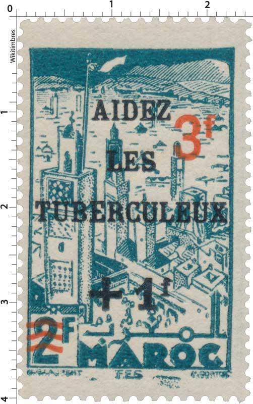 1946 Maroc - Fès