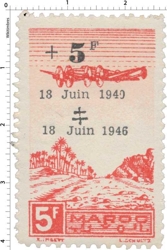 1946 Maroc - Palmeraie