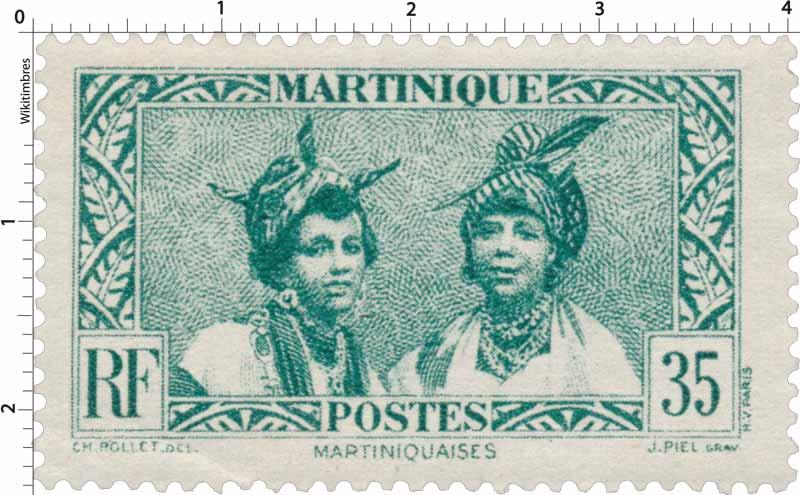 Martinique - Martiniquaises