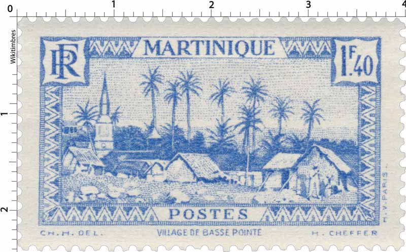 Martinique - Basse-Pointe