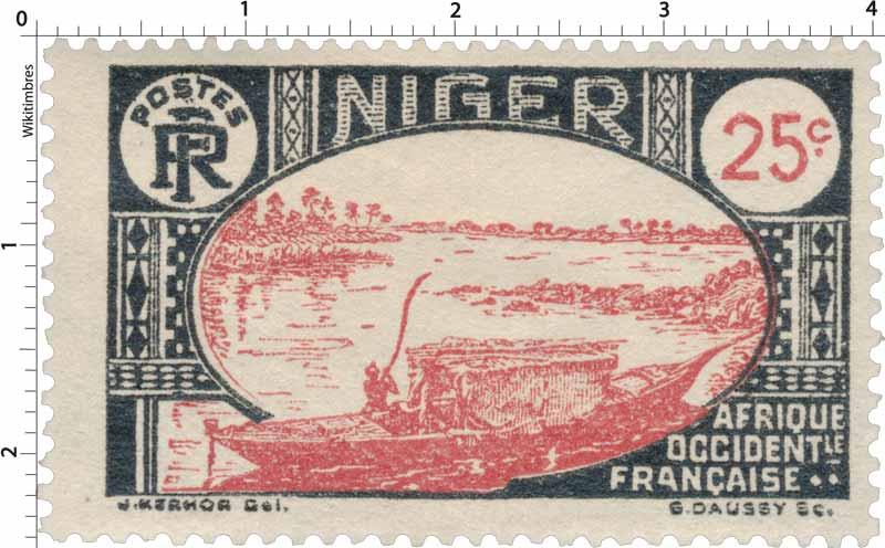 Afrique occidentale française - Niger
