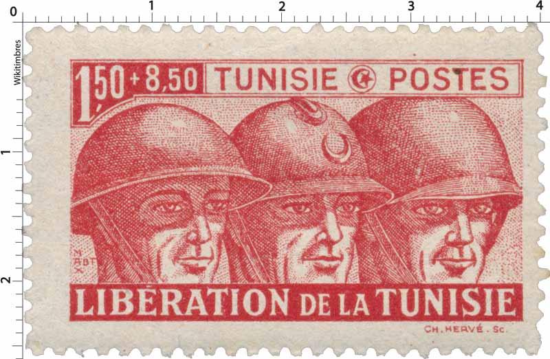 Libération de la Tunisie