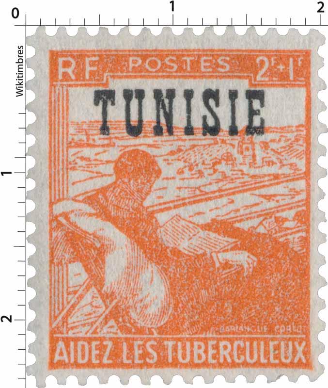 Tunisie - Aidez les tuberculeux