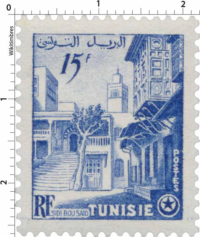 Tunisie - Sidi-Bou-Saïd