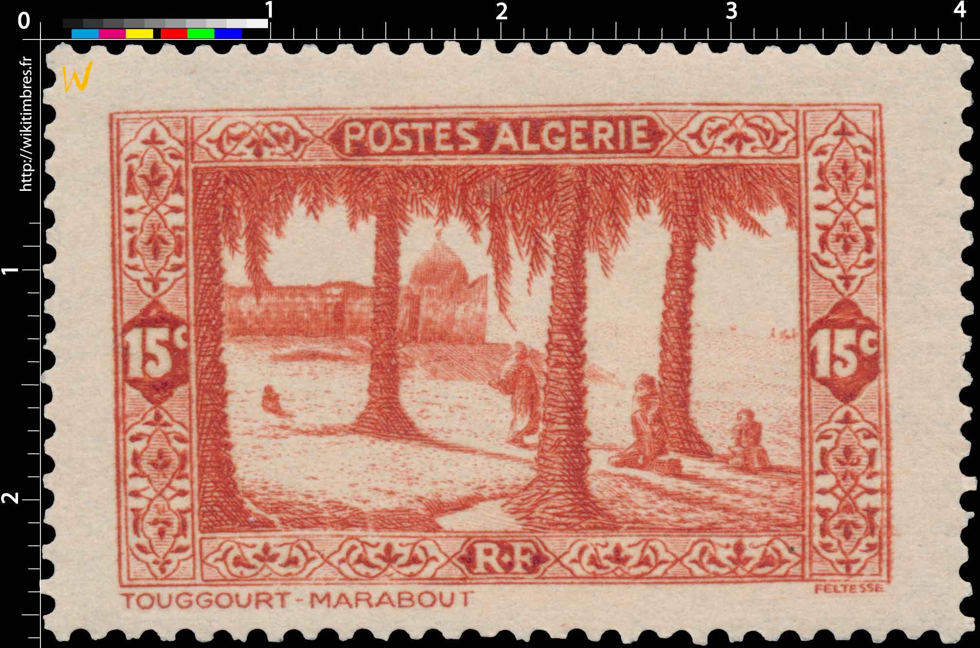 Algérie - Touggourt Marabout