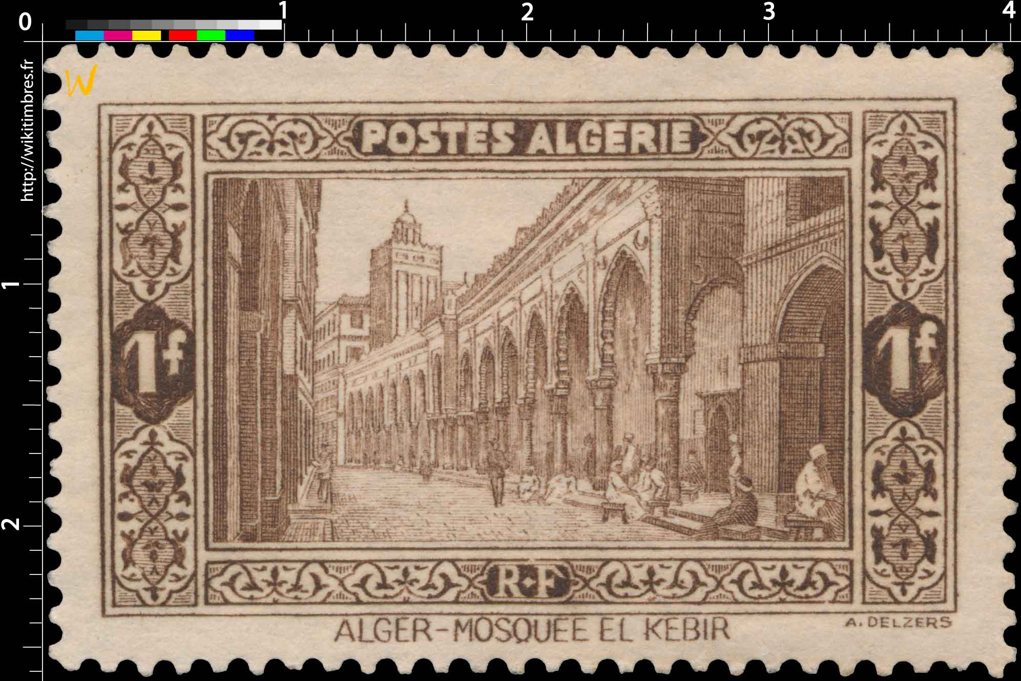 Algérie - Mosquée El Kébir