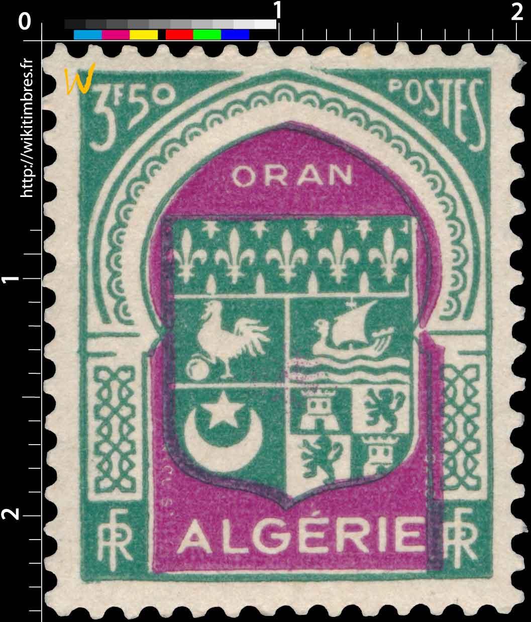 Algérie  Oran