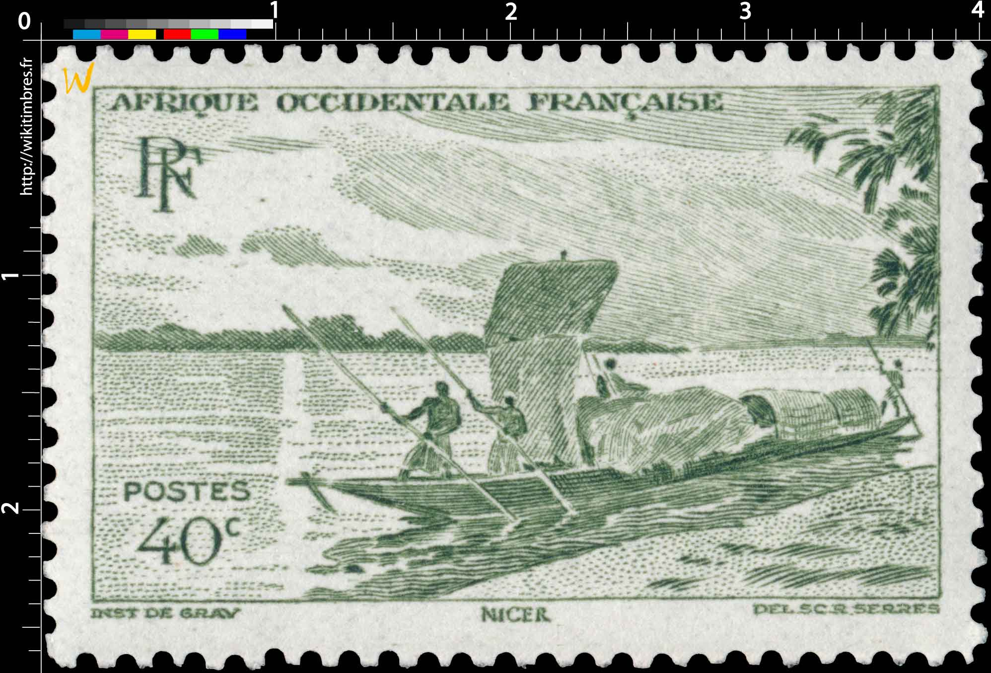 Afrique Occidentale Française Niger