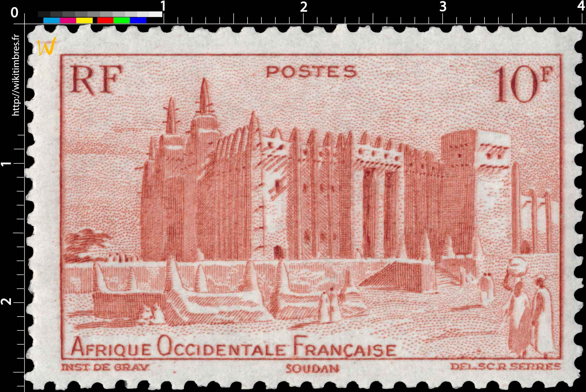 Afrique Occidentale Française - Soudan
