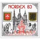 83 NORDEX Salon philatélique de Lille CNEP