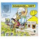 1987 Bourgogne Salon philatélique de Dijon CNEP