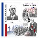 2020 Salon Philatélique de Paris - Charles de Gaulle (1890-1970)