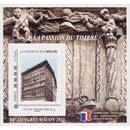 2015 la passion du timbre 88e congrès des associations philatéliques - La maison de bois - Mâcon