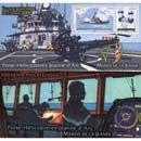 Dernière campagne du Porte-hélicoptères Jeanne d'Arc