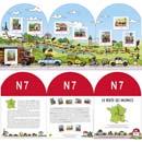 2021 La route des vacances - N7 - Paris Lyon