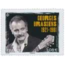 2021 GEORGES BRASSENS 1921-1981
