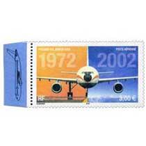 1972-2002 PREMIER VOL DE L'AIRBUS A300