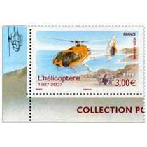 L'hélicoptère 1907-2007(feuille de 10)