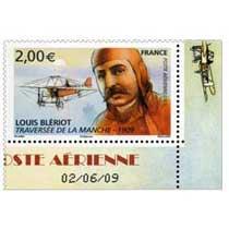 2009 LOUIS BLÉRIOT TRAVERSÉE DE LA MANCHE - 1909