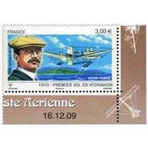 2010 HENRI FABRE 1910 - PREMIER VOL EN HYDRAVION