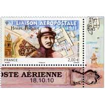 2011 1re liaison aéropostale - Henri Péquet 1911