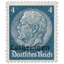 Lothringen Deutches Reich