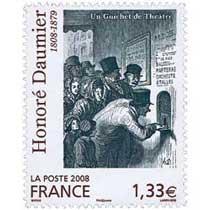 2008 Honoré Daumier 1808 – 1879 Un guichet de Théâtre