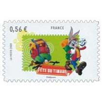 2009 FÊTE DU TIMBRE