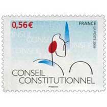 2009 CONSEIL CONSTITUTIONNEL