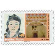 Malika. Maroc