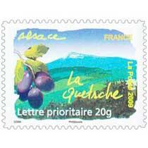 2009 Alsace La Quetsche