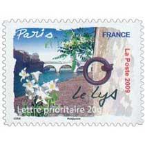 2009 Paris Le lys