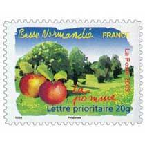 2009 Basse Normandie La pomme