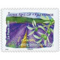 2009 Provence-Alpes-Côte d'Azur L'olivier