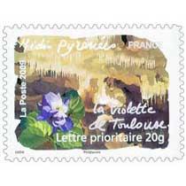 2009 Midi-Pyrénées La violette de Toulouse