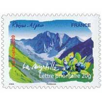 2009 Rhône-Alpes la myrtille