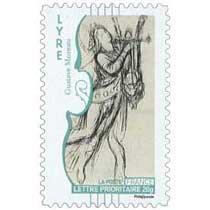 Lyre Gustave Moreau