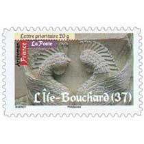 Art roman L'île-Bouchard (37)
