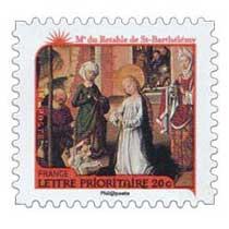 Maître du Retable de Saint-Barthélemy