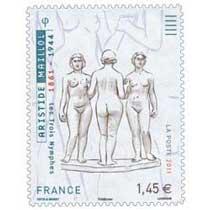 2011 ARISTIDE MAILLOL 1861-1944 les trois nymphes