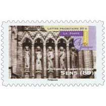 Art gothique cathédrale Saint-Etienne Sens (89)