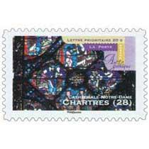Art gothique cathédrale Notre-Dame Chartres (28)